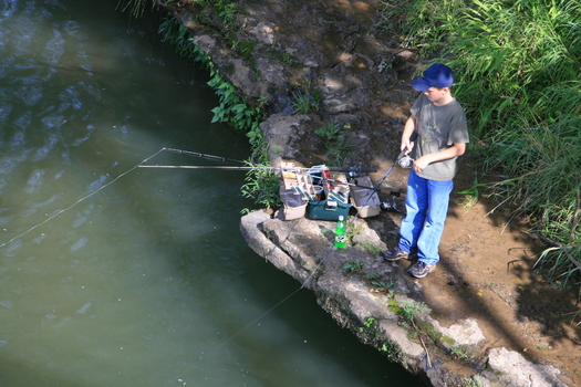 PHOTO: Saturday marks the 42nd anniversary of the Clean Water Act, and the EPA is currently accepting public comments on a proposal the agency says would strengthen protection of streams and wetlands. Photo credit: Rich Mullins/morguefile.