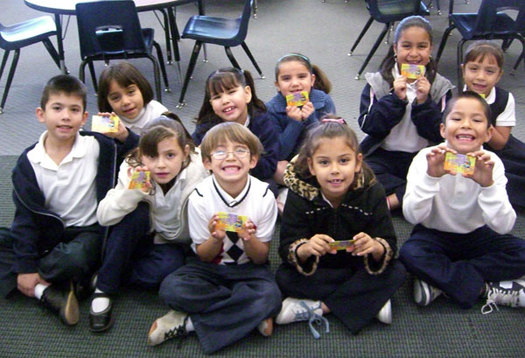 PHOTO: Organizations such as the Child Crisis Center are calling on Arizona's political candidates to increase funding for programs that support early-childhood education and other services that benefit young kids. Photo courtesy of of the Pima County Public Library.