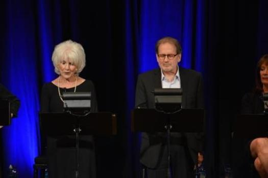"PHOTO: NPR's Diane Rehm is among the voices in a reading of the play ""Surviving Grace,"" which is coming to Indianapolis in November to raise awareness about how Alzheimer's disease affects its victims and their families. Photo courtesy of Linder & Associates."