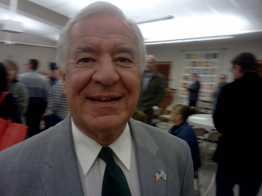 PHOTO: Even though $2.5 billion is in the AML funds and a huge backlog of needs in West Virginia that money could be used for, U.S. Rep. Nick Rahall, D-W.Va., says it's a constant fight to bring that money home to the state. Photo by Dan Heyman