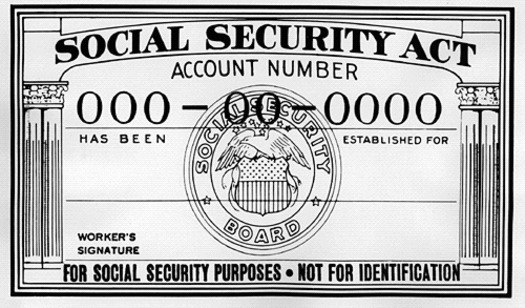 Photo: A recent survey finds broad support across party lines by American age 21 and older for the value of Social Security, even when it comes to paying a little more to expand benefits. Image credit: Wikipedia.