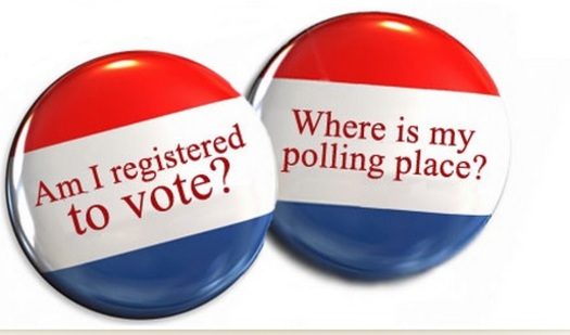 PHOTO: The polls are open until 6 p.m., and Hoosiers with questions about new voter I.D. laws or their polling locations can go online for information at www.indianavoters.com. Photo courtesy of the Indiana Secretary of State's Office.