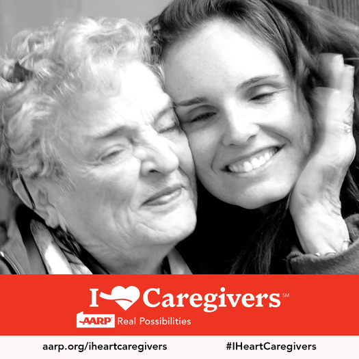 """Nearly 700,000 Arkansans are being recognized as a """"silent army"""" for the work they do as caregivers for aging parents, spouses and other loved ones. Credit: AARP."""