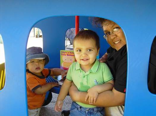 PHOTO: Working with parents and children together, rather than separately, may help advance efforts to end the cycle of poverty in New Mexico and across the U.S., is the finding of a new report. Photo courtesy of City of Albuquerque.