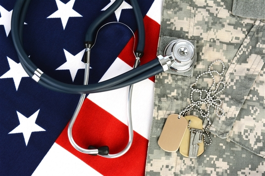 PHOTO: Community Health Centers are working to help veterans make the transition from military life to careers in the health care field, and are in the midst of a three-year initiative to hire at least 8,000 veterans. Photo credit: Scukrov/FeaturePics.com.