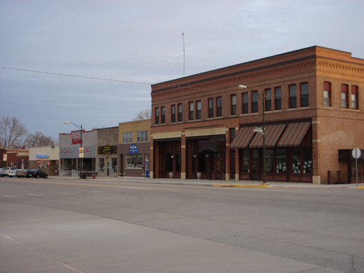 PHOTO: A new study on the effectiveness of the Earned Income Tax Credit (EITC) shows it has been a more significant factor for people in small towns and rural areas than in cities. Photo credit: Brood_Wich/Flickr.