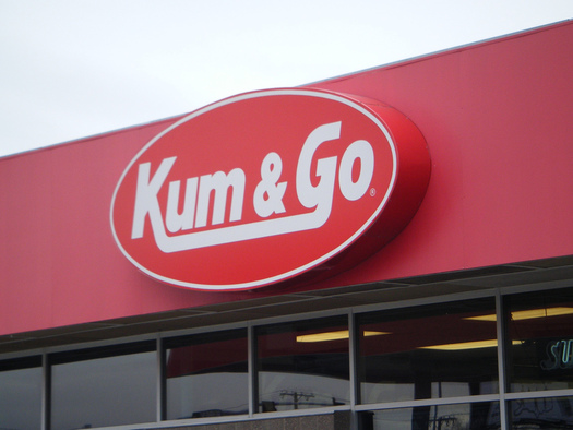PHOTO: Kum & Go is making modifications at its 430 gas stations across 11 states to bring them into compliance with the American Disabilities Act following a lawsuit settlement. Photo credit: Bradley Gordon/Flickr.