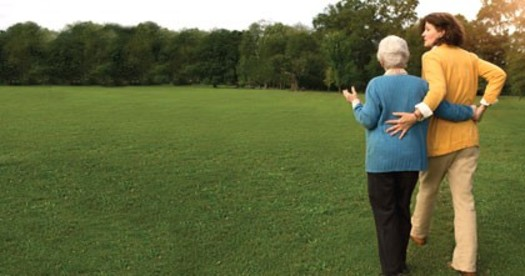PHOTO: AARP says more should be done to recognize and support unpaid family caregivers. Photo courtesy of AARP.