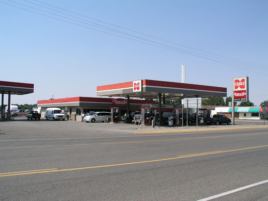 PHOTO: Kum & Go is making modifications at its 430 gas stations across 11 states to bring them into compliance with the Americans with Disabilities Act following a lawsuit settlement. Photo credit: David Schott/Flickr.