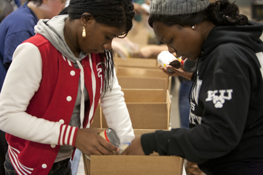 PHOTO: Legislation to reinstate several charitable deductions that could benefit hungry people in Nevada and across the nation passed in the U.S. House this summer, but has been stalled in the Senate. Photo courtesy of Federal Emergency Management Agency.
