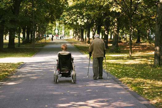 PHOTO: When Texas lawmakers convene for the 2015 session, it's expected they'll be asked to step up in support of the state's growing number of unpaid family caregivers. Photo credit: Florian Richter/Flickr.