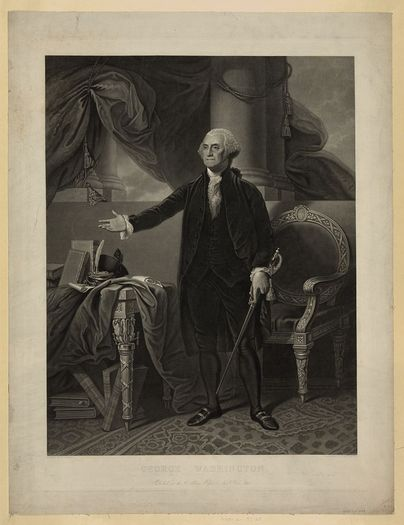 PHOTO: President Obama is not unlike his predecessors, dating back to the beginning of the Republic, in using a presidential order to accomplish a goal. Photo of George Washington courtesy of the U.S. Library of Congress.