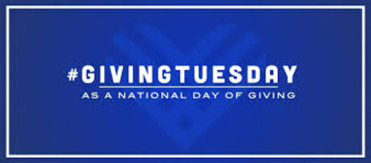 PHOTO: #Giving Tuesday is a day set aside to giving back and NAMI Connecticut is one of 10,000 organizations around the globe that is taking part today. Credit: from GivingTuesday.org