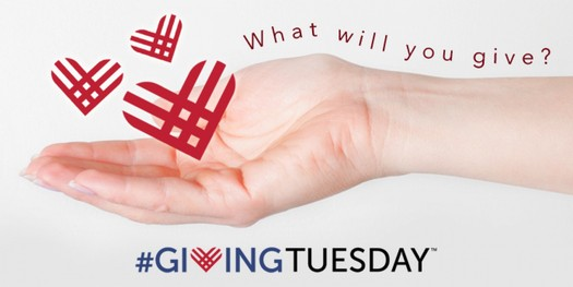 GRAPHIC: Nonprofits across Florida and the nation are encouraging people to donate time and money on #GivingTuesday. Photo credit: GivingTuesday.org.