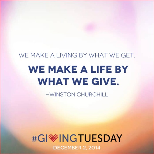 GRAPHIC: Intended to balance out the consumerism of Black Friday and Cyber Monday, #GivingTuesday efforts are calling on New Mexicans to give back to their communities. Photo credit: #GivingTuesday.org.