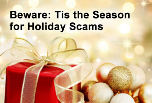 PHOTO: Holiday shoppers are expected to spend more than $600 billion this seasons, and AARP-Wisconsin has launched a new website to help them avoid some of the biggest scams: gift card fraud, fake charities and online shopping scams. Photo courtesy of Georgia Consumer Protection Office.
