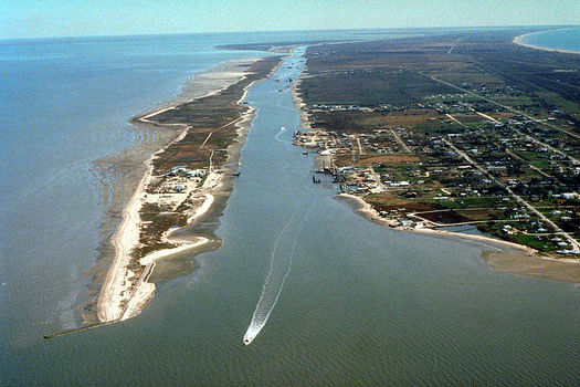 PHOTO: A number of projects along the Texas Gulf Coast are being recommended as top priorities for restoration from the effects of the 2010 BP oil spill disaster. Photo credit: U.S. Army Corps of Engineers/Flickr.