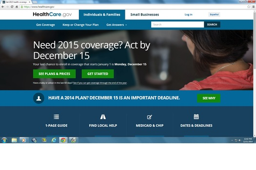 PHOTO: Arizonans can enroll for health coverage through the Affordable Care Act at events in Phoenix and Tucson on Saturday, as the first open-enrollment deadline is Monday. Image courtesy of U.S. Department of Health and Human Services.