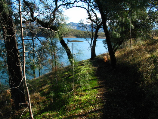 PHOTO: A new coalition of venture capitalists has formed to encourage more protected public land. Its members say beautiful places with recreational opportunities are attracting entrepreneurs and skilled workers that boost local economies. Photo of Lake Berryessa courtesy U.S. Bureau of Reclamation, Dept. of the Interior.