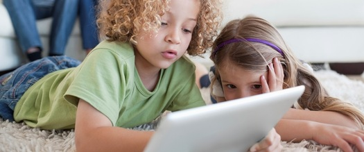 PHOTO: Tablets and mobile phones have been popular holiday gifts, but experts are warning parents about the potential drawbacks to technology and the need to set limits for kids. Photo credit: U.S. General Services Administration.