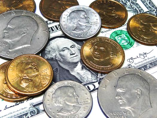 PHOTO: Ohio's minimum wage increased by 15 cents on Jan. 1 to $8.10 an hour, sparking an estimated $36.3 million increase in economic growth. Photo credit: DodgertonSkillhause/Morguefile.
