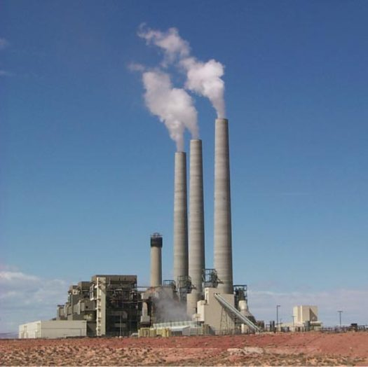 PHOTO: Carbon pollution rules for coal-fired power plants have been delayed by the U.S. Environmental Protection Agency, at least until summer. Photo credit: J.C. Willett/U.S. Geological Survey.