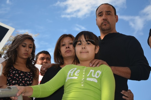 "PHOTO: ""My fight to remain in the U.S. with my wife and daughters will continue,"" says Arturo Hernandez Garcia, the Colorado man whose high-profile immigration case was dealt a legal setback this week. Photo courtesy of American Friends Service Committee."
