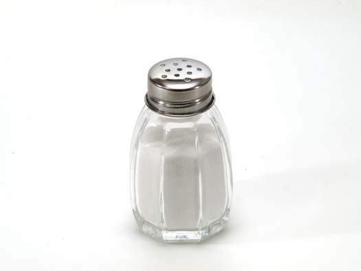PHOTO: A new study that discounts the health implications of eating too much salt is leaving a bitter taste in the mouths of many in the medical world. Photo credit: Dubravko Soric/Flickr.