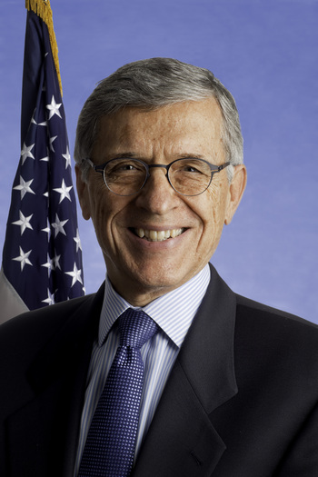 PHOTO: Tom Wheeler, chairman of the Federal Communications Commission, is seeking to regulate the Internet as a utility. Greater high-speed Internet access in rural areas of the state could be a result. Photo courtesy Federal Communications Commission.