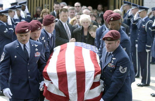 PHOTO: About 22 military veterans take their own lives every day, and legislation coming up for a vote this week in the U.S. Senate would prompt a third-party evaluation of the mental health and suicide prevention programs intended to help them. Image courtesy Department of Defense.