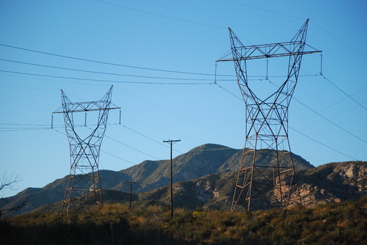 PHOTO: Delivery of electricity to homes and businesses in Nevada is expected to remain stable as the state moves toward compliance with the EPA's Clean Power Plan, according to a new report. Photo courtesy U.S. Geological Survey.