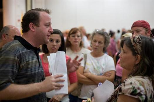 """PHOTO: Community, environmental and labor groups are urging Colorado Congressman Jared Polis to reject President Obama's request for """"fast track"""" authority for the Trans Pacific Partnership. Photo courtesy of polis.house.gov."""