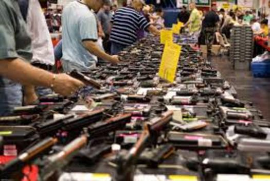 PHOTO: As New Hampshire lawmakers get back to work, one bill pending (HB650) would require background checks for all commercial advertised gun sales. Credit: Wiki Commons