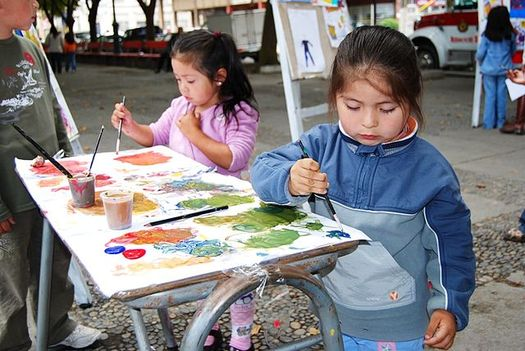 PHOTO: Without government safety net programs, child poverty in in Colorado would be nearly double what it is today, according to a new report released by the Annie E. Casey Foundation. Photo credit: Municipalidad de Talcahuano/ Wikimedia Commons