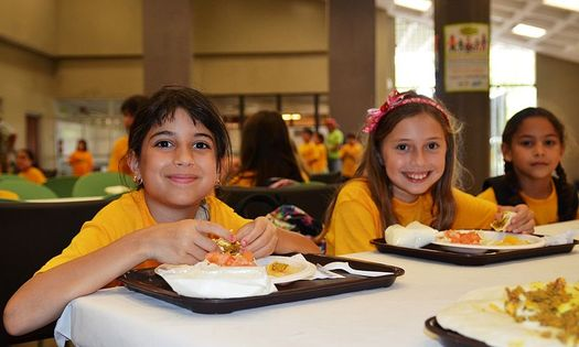 PHOTO: The Colorado Campaign to End Childhood Hunger has helped feed students regardless of socio-economic status through school breakfasts, after school snacks and summer meal programs. Photo courtesy of the U.S. Department of Agriculture.
