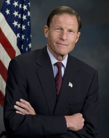 PHOTO: Campaign money played a bigger role in 2014 than in any midterm in history, But Connecticut's U.S. senators are take less PAC money than average, with Sen. Richard Blumenthal accepting only 14 percent of his campaign funding from PAC money. Credit: Official U.S. Senate Photo