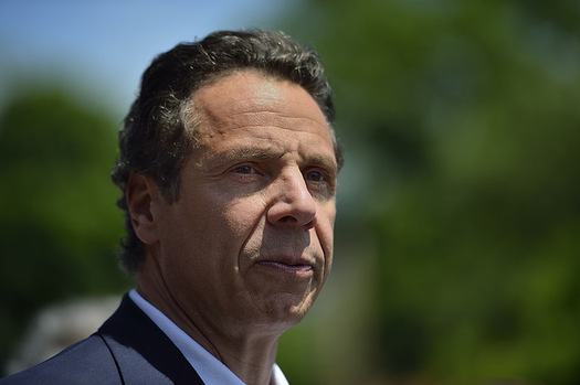 PHOTO: Gov. Andrew Cuomo wants to meet with lawmakers and other state officials to come up with a new policy for retaining official email, following controversy over his own practice of purging email messages after 90 days. Photo credit: Diana Robinson/Creative Commons.