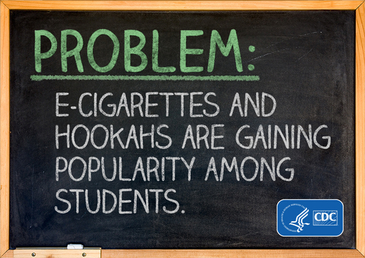 PHOTO: The U.S. Centers for Disease Control and Prevention has kicked off its new Tips From Former Smokers campaign, highlighting health effects beyond the heart and lungs. Photo credit: U.S. Centers for Disease Control and Prevention.