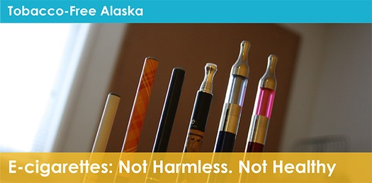 PHOTO: The U.S. Centers for Disease Control and Prevention has kicked off its new Tips From Former Smokers campaign, which addresses the health risks of smoking and the myths of e-cigarettes. Photo credit: Alaska Department of Health and Social Services.