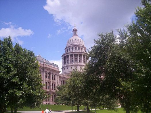 PHOTO: Texas lawmakers are considering new legislation that could subject lesbian, gay, bisexual and transgender people to discrimination and even criminal prosecution. Photo credit: Ricraider/Wikimedia Commons.