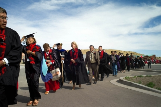 PHOTO: New Mexico ranks 34th in the nation in a new report measuring how many online job postings in each state require college degrees. Photo courtesy of whitehouse.gov.