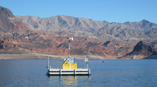 PHOTO: California Gov. Jerry Brown is ordering mandatory water restrictions, but officials in Nevada say the Silver State has had strict conservation measures in place for many years. Photo credit: U.S. Geological Survey.