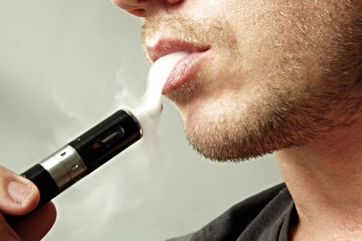 PHOTO: The U.S. Centers for Disease Control and Prevention has kicked off its new Tips from Former Smokers campaign, intended to discourage the use of e-cigarettes as an alternative to smoking. Photo by Jonny Williams/Flickr.