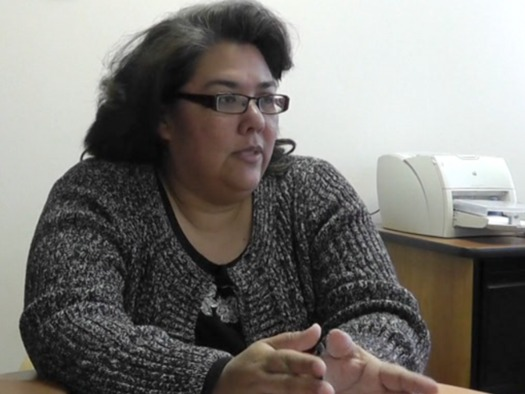 PHOTO: Irene Caudillo, president of El Centro Inc,, is one of dozens of community leaders who have shared their thoughts on the federal budget through the Move The Money Listening Project led by the American Friends Service Committee. Photo courtesy of AFSC.