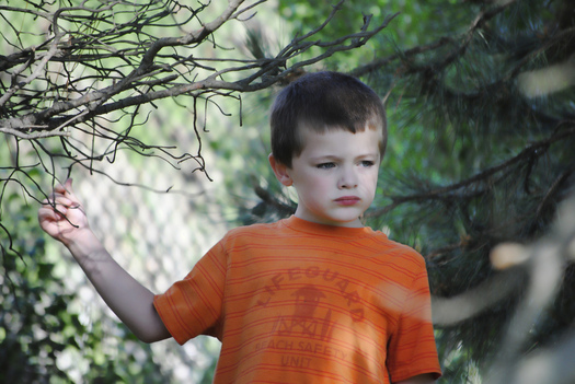 PHOTO: Efforts are underway to build support for a bill in the U.S. Senate that would help to reduce the risk of injury and death related to wandering by children on the autism spectrum. Photo credit: Lance Neilson/Flickr.