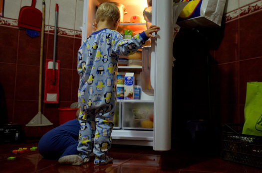PHOTO: According to a new Gallup survey, North Dakota has the lowest rate of food insecurity in the nation, with 9.3 percent of respondents in the state reporting difficulty over the last year putting food on the table. Photo credit: Jake Stimpson/Flickr.