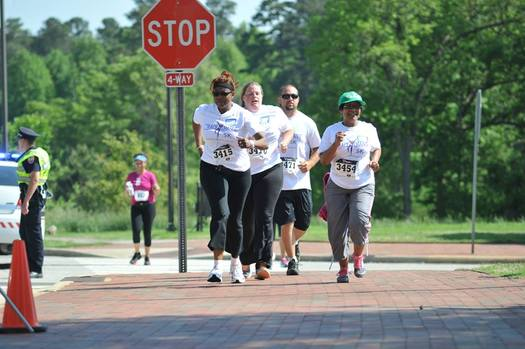 PHOTO: The North Carolina Community Action Association's Race 4 Change fundraising effort is intended to give a voice to the needs and concerns of North Carolina's 1.6 million vulnerable and low-income citizens. Photo credit: NCCAA.