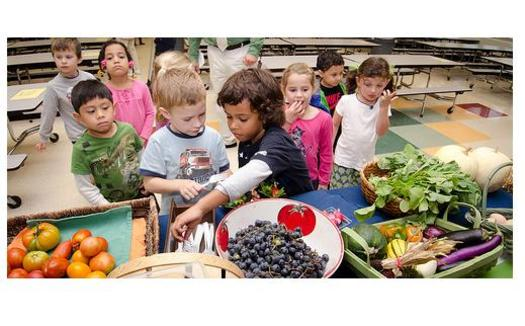 PHOTO: A new report from the Food Research and Action Center says slightly more than 15 percent of Virginians risk going hungry and don't always have enough money for food. Photo courtesy of letsmove.gov.