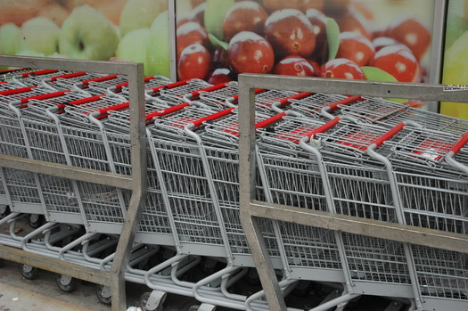 A new (FRAC) report finds Worcester has jumped to the top third for cities where residents are struggling to put food on the table. Credit: Mike Clifford
