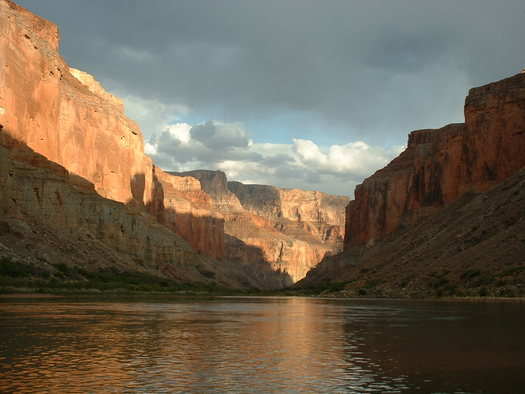 PHOTO: A new report from American Rivers ranks the Colorado River in the Grand Canyon as the nation's most endangered river. Photo credit: U.S. Geological Survey.